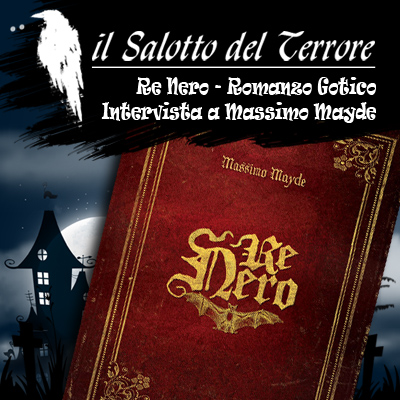 Podcast: Re Nero di Massimo Mayde, intervista