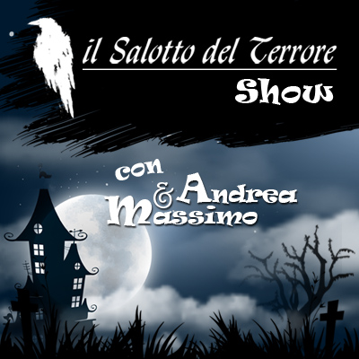 Primo podcast del Salotto del Terrore