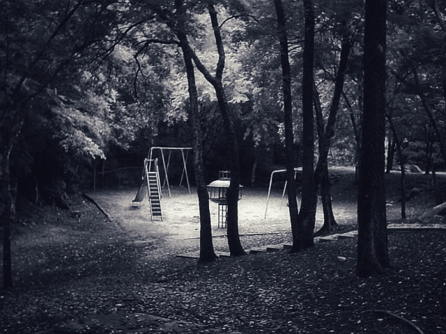 Il parco giochi fantasma in Alabama