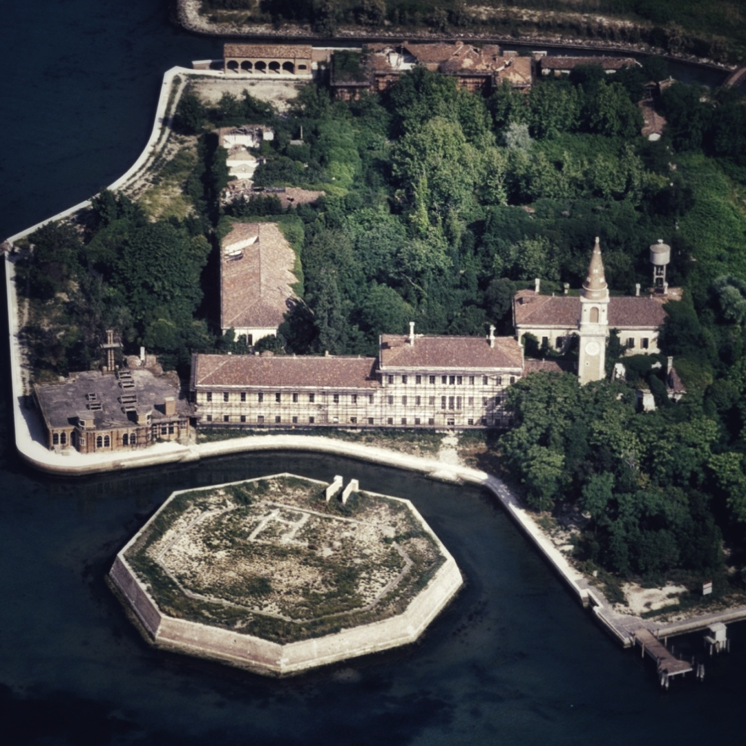 isola di Poveglia - Venezia
