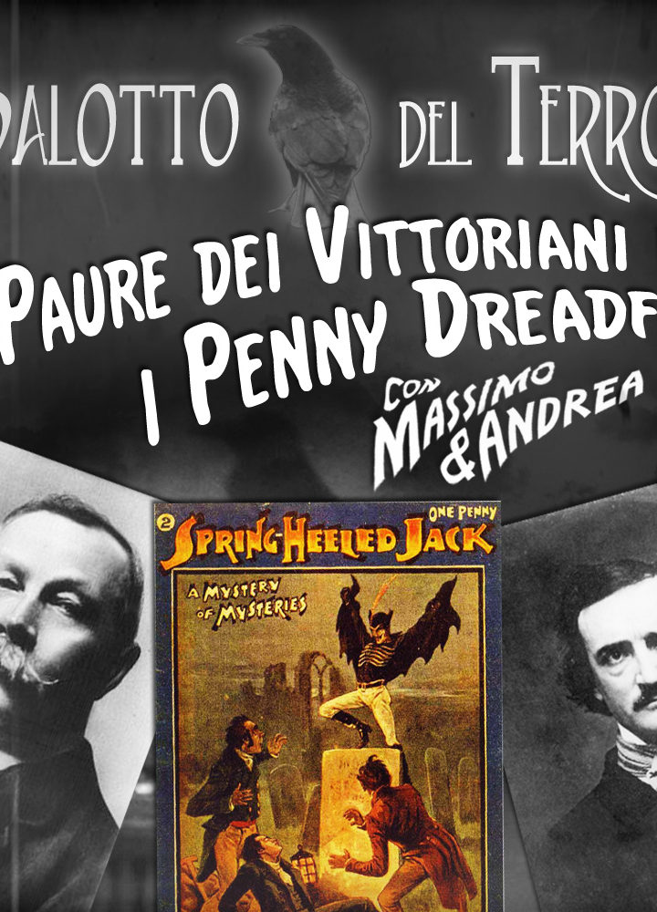 Podcast: Penny Dreadful, le paure dei vittoriani
