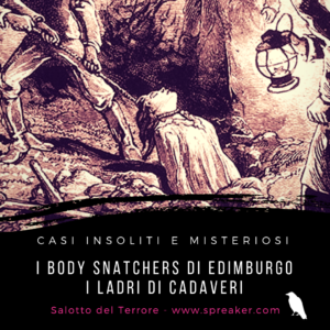 I ladri di cadaveri - Body snatchers