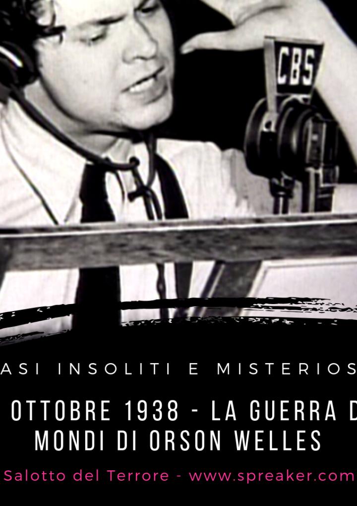 30 Ottobre 1938 – Orson Welles e la guerra dei mondi