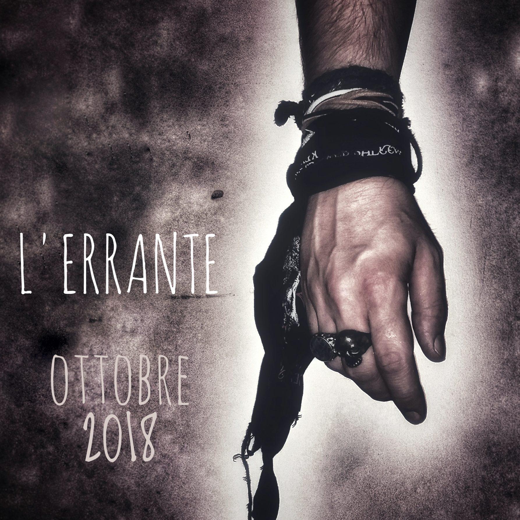 Video presentazione de L'Errante, di Massimo Mayde