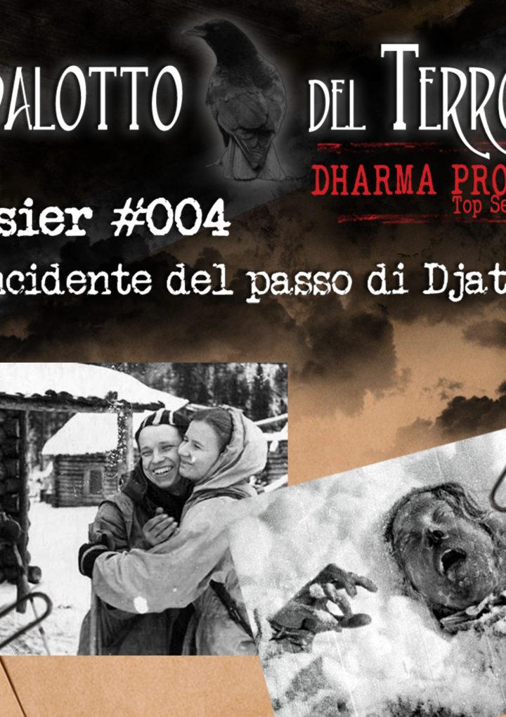 Podcast: Il mistero del passo Djatlov
