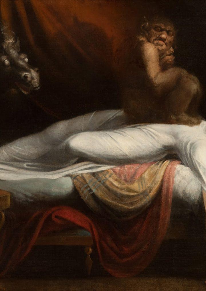 Le Horla – paralisi notturne o ipnagogiche
