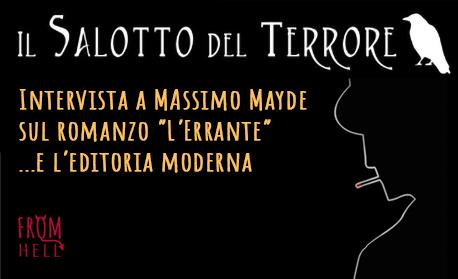 Podcast: Massimo Mayde presenta l'Errante (e massacro dell'editoria a pagamento)