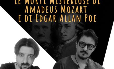 Podcast: Le misteriose morti di Mozart e Poe