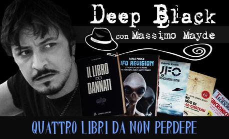 Podcast (Deep Black): Quattro libri da non perdere