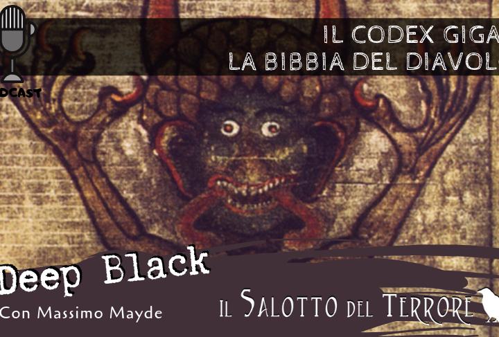 Podcast: Il Codex Gigas, la Bibbia del Diavolo