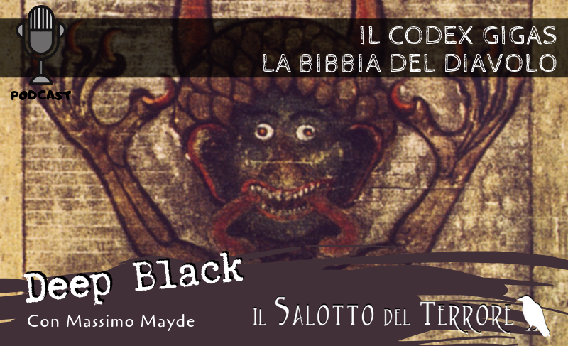 Podcast: Codex Gigas, la bibbia del Diavolo