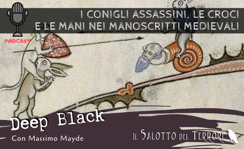 conigli assassini nei manoscritti medievali - podcast
