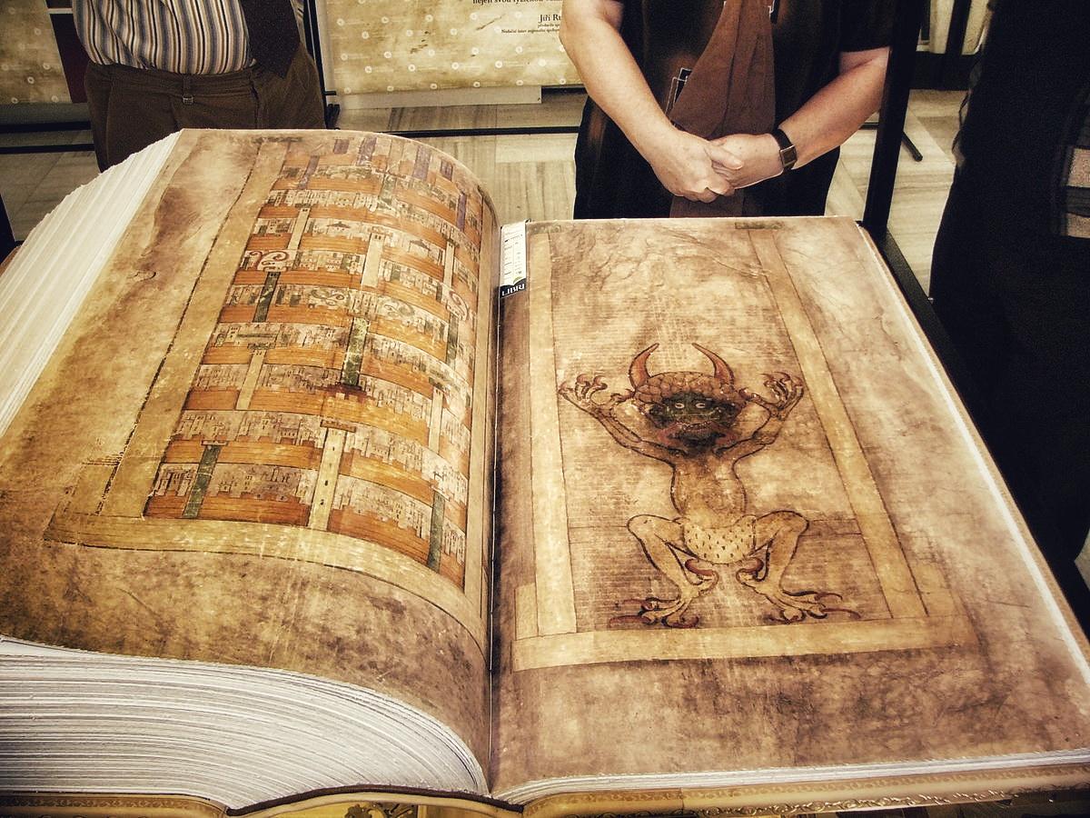 codex gigas la bibbia del diavolo