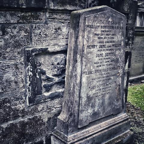 La città dei morti – Edimburgo