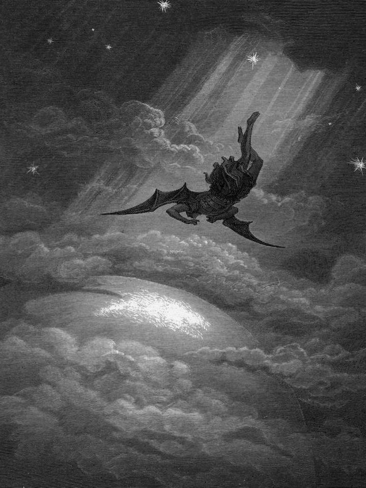 Lucifero, l'angelo caduto