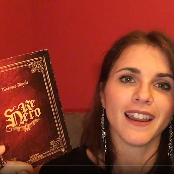 """Video recensione di Re Nero – Canale Youtube """"Piovono Giuggiole"""""""