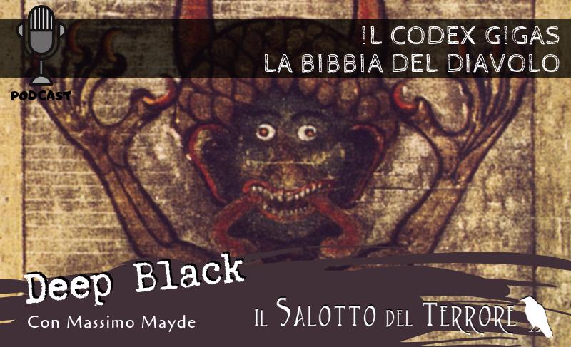 Podcast: Codex Gigas, la bibbia del Diavolo