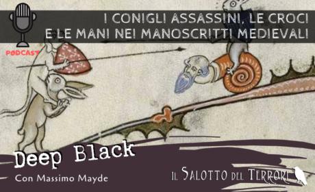 Podcast: Conigli Assassini, mani e croci nei manoscritti medievali