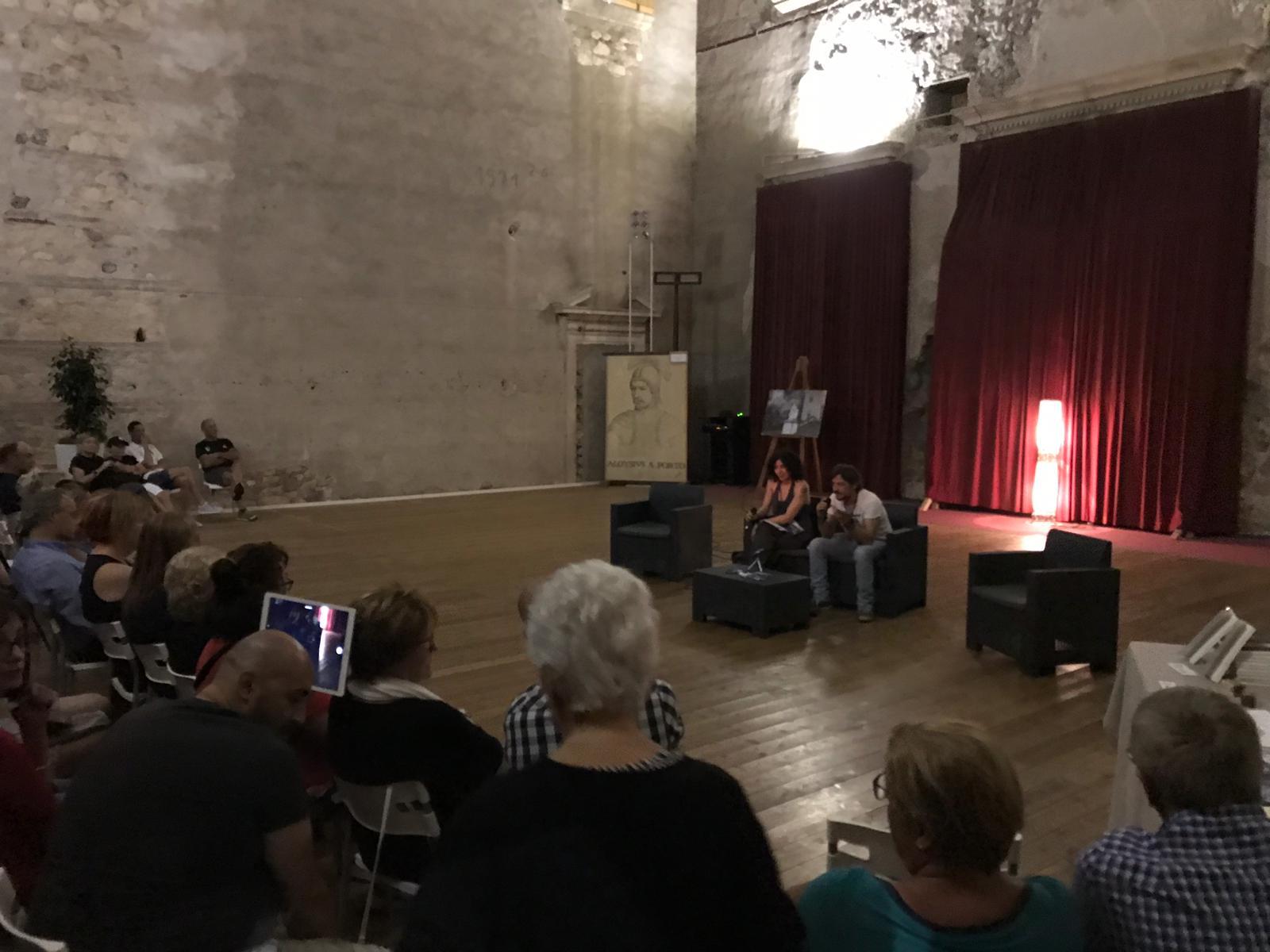 Il Salotto del Terrore a Montorso Vicentino - Festival del Paranormale in Villa da Porto Barbaran