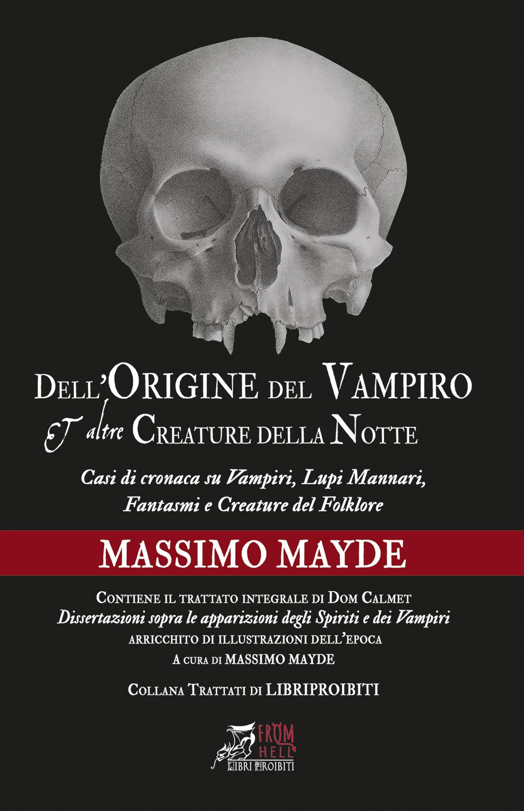 Dell'origine del Vampiro, Massimo Mayde