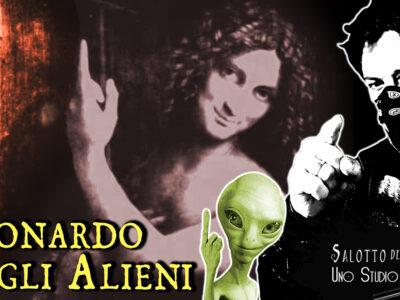 Leonardo da Vinci, il codice da Vinci e qualche alieno – Uno Studio in Nero