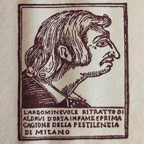 L'abominevole ritratto di Aldrui D'Orsa, Milano
