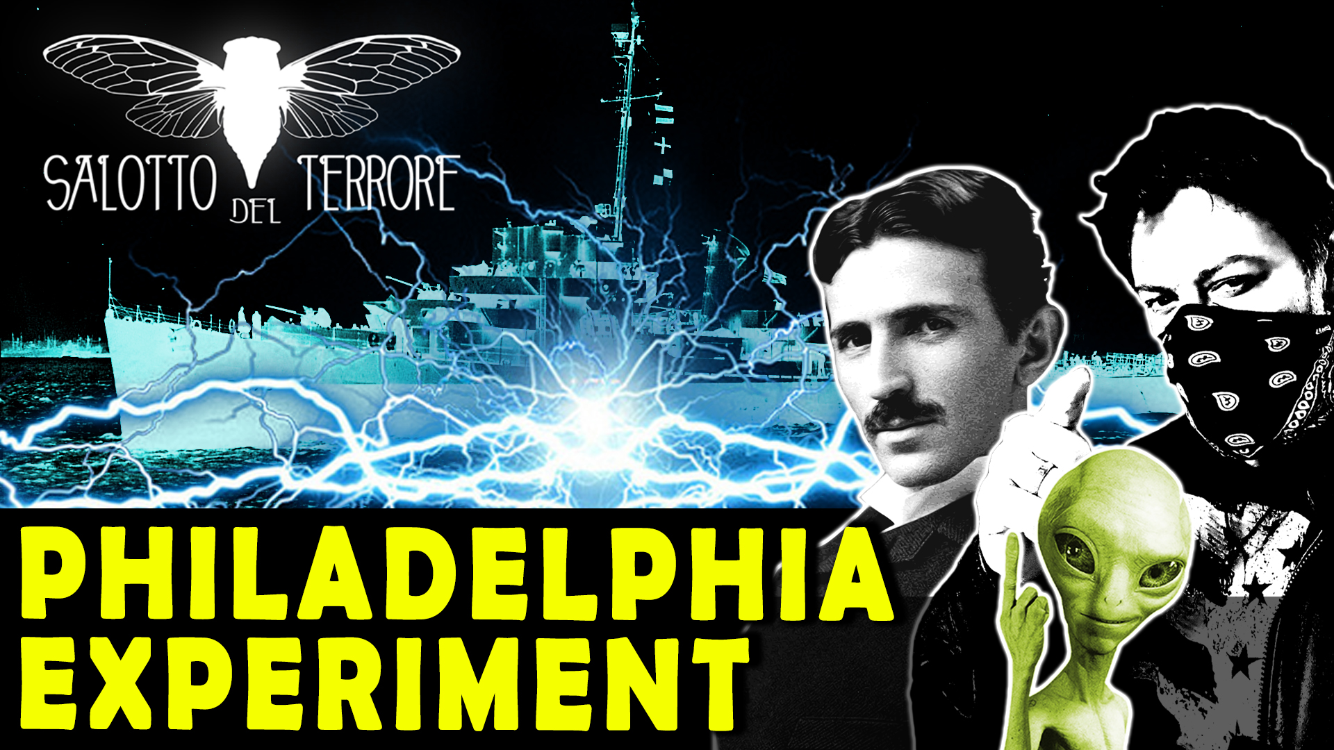 La verità sul Philadelphia experiment - un viaggio ai confini della realtà
